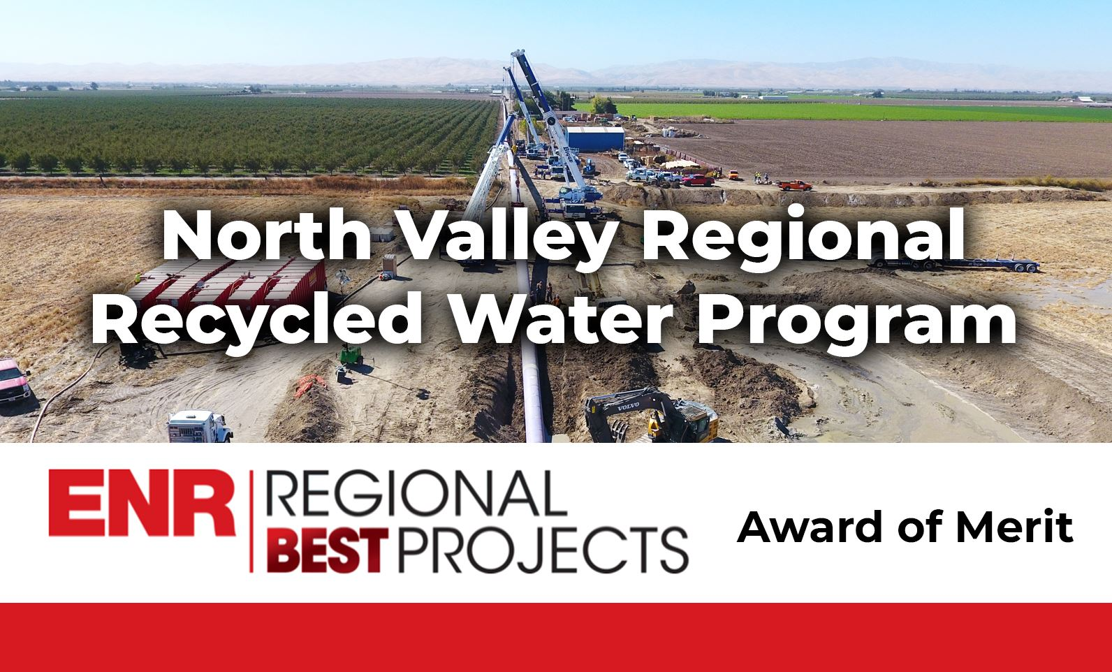 Image of North Valley Regional Recycled Water Program