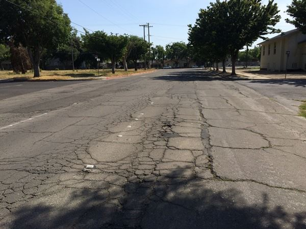Pavement Rehabilitation - G Street and Hatch Road