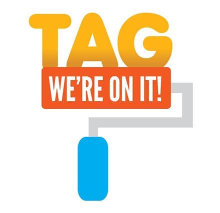 tag were on it-LOGO