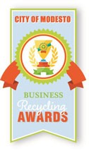 Business Recycling Awards Logo