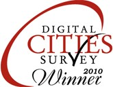 Digital Cities Survey Winner 2010
