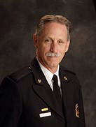 Interim Fire Chief Gary Hinshaw, Modesto Regional Fire Authority, April 24, 2012 - July 12, 2013