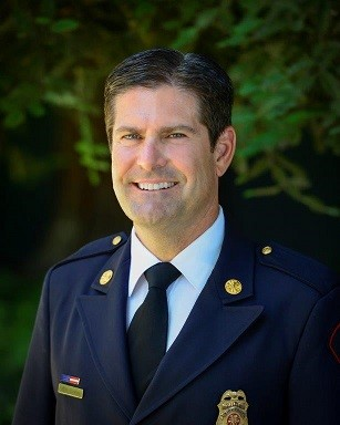 Chief Sean Slamon, April 2014 - March 2017