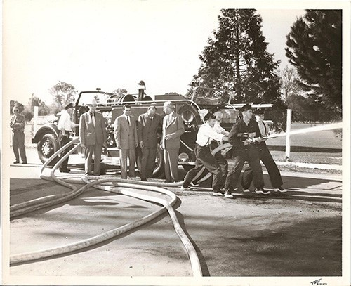 Historic Fire Department 254
