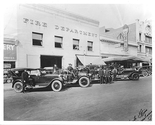 Historic Fire Department 288