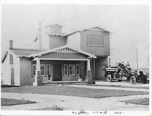 Historic Fire Department 304