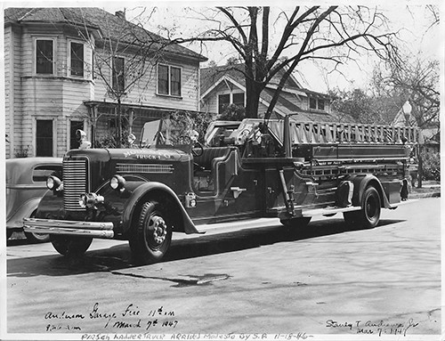 Historic Fire Department 61