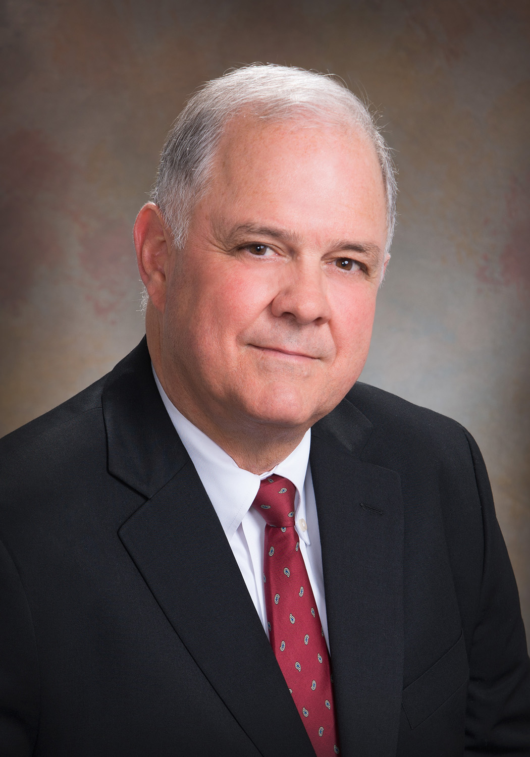 Mayor Ted Brandvold